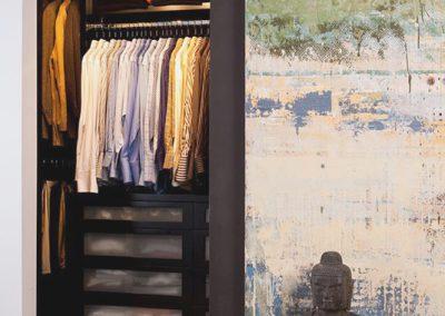 Loft Closet & Painting