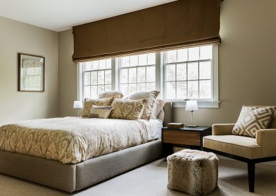 Warm Master Bedroom